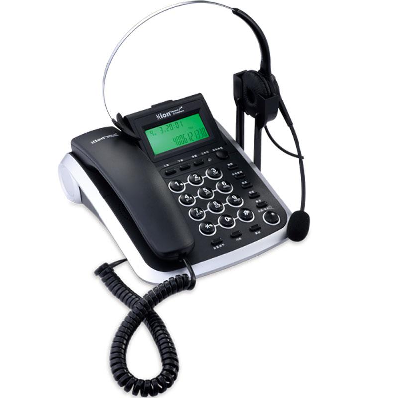 北恩V200H 耳麦电话