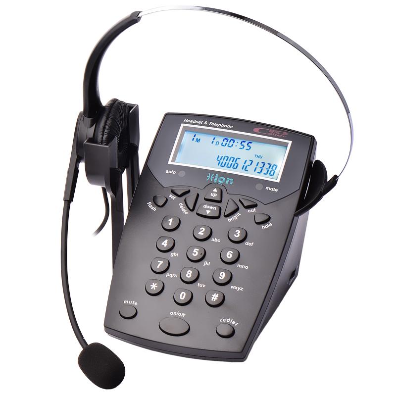 北恩VF560 呼叫中心电话耳机