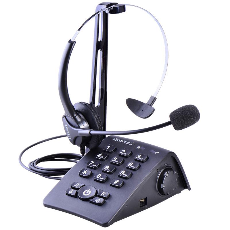 北恩VF620 呼叫中心耳机电话